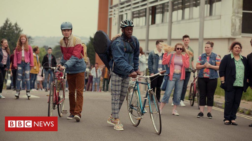 Sex Education: Netflix show's boost for Welsh students