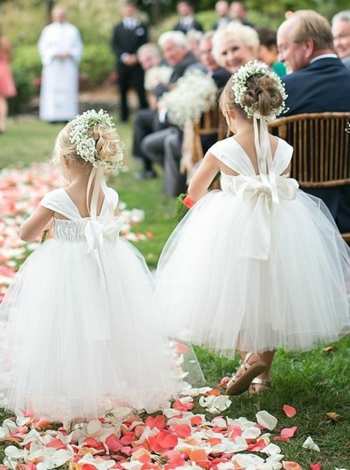 How to Find Precious Flower Woman Dresses for Your Wedding
