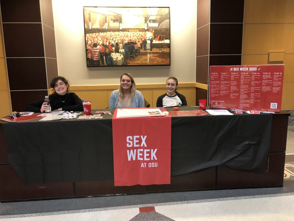 'Sex Week' returns to campus to raise awareness on touchy subject